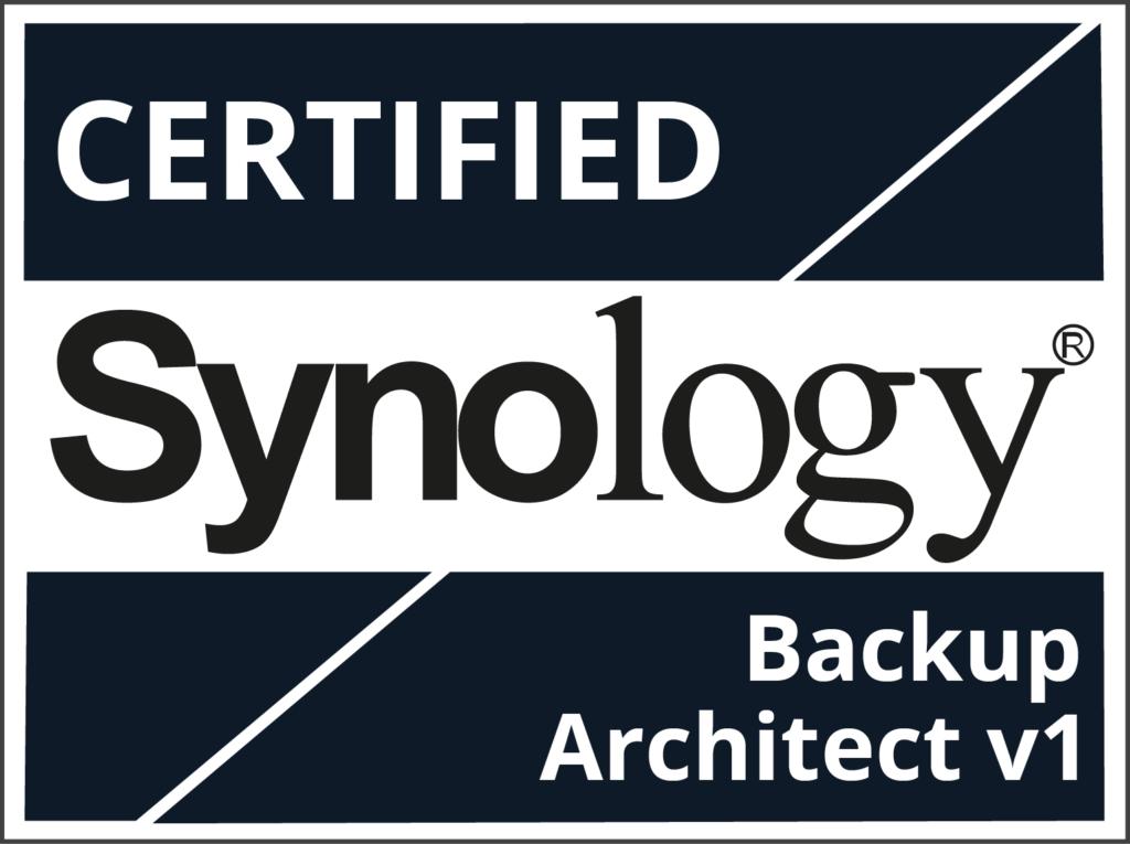 Vertriebs- und Servicepartner für Synology Backup Architect v1 02.02.2021
