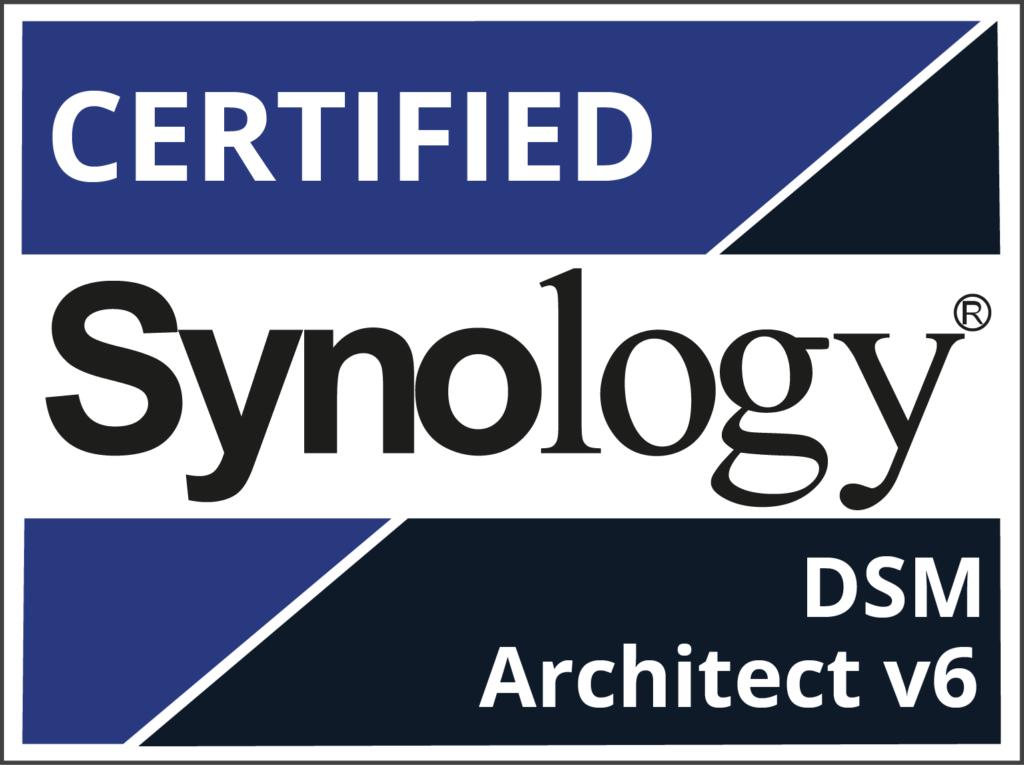 Vertriebs- und Servicepartner für Synology DSM Architect 6.2 27.08.2020